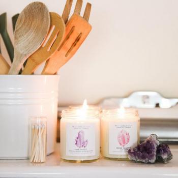 JaxKelly Candle - Amethyst