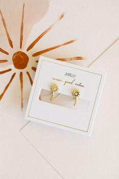 JaxKelly Earrings - Sun Huggies