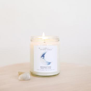 JaxKelly Candle - Moonstone