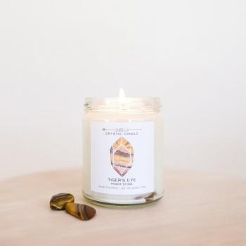 JaxKelly Candle - Tiger's Eye