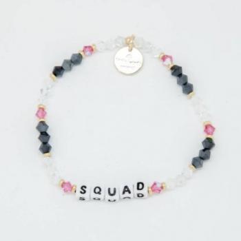 Little Words Project Bracelet - Squad