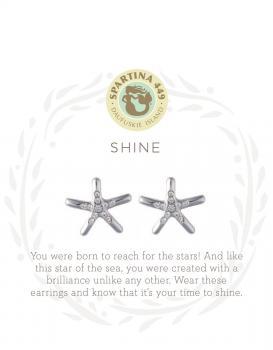 Spartina 449 Stud Earrings - Shine