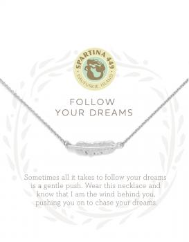 Spartina 449 Necklace - Follow Your Dreams
