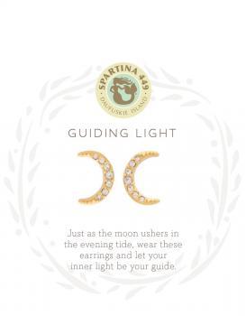 Spartina 449 Stud Earrings - Guiding Light
