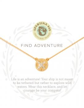 Spartina 449 Necklace - Find Adventure