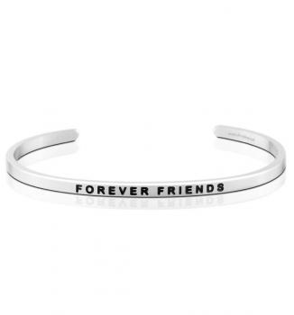 MantraBand Cuff Bracelet - Forever Friends