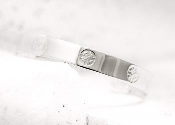 Pieces of Me Cuff Bracelet - Driven
