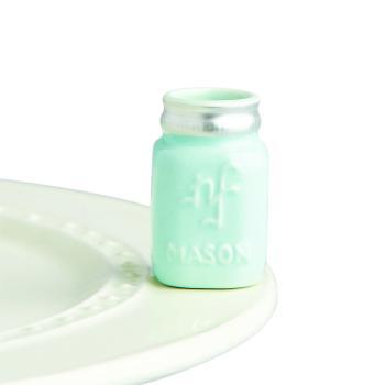 Nora Fleming Mini - Mason Jar