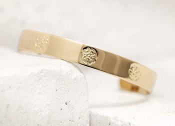 Pieces of Me Cuff Bracelet - Compassionate