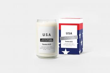 Homesick Candle - American Summer