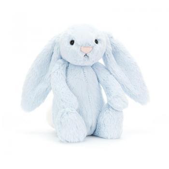 Bashful Blue Bunny - Medium