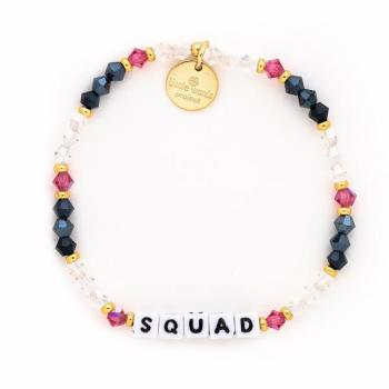 Little Words Project Bracelet - Squad