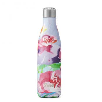 S'well Insulated Bottle - Lilac Posy