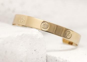 Pieces of Me Cuff Bracelet - Friendly