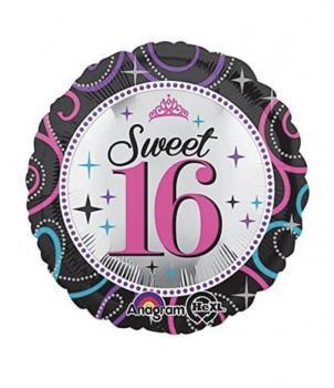 Sweet 16 Balloon