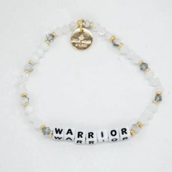 Little Words Project Bracelet - Warrior