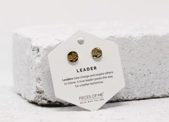 Pieces Of Me Earrings - Leader (Gold)