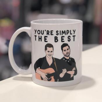 Schitt's Creek Mug - You're Simply The Best