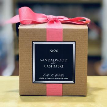 All You Need Is Mom Soy Candle (Sandalwood & Cashmere)