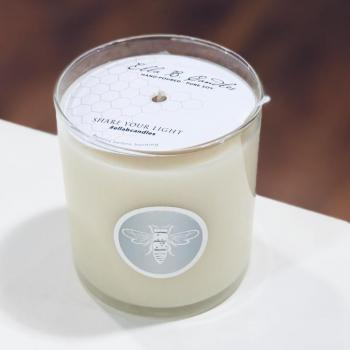 Mom. Teacher. Boss. Soy Candle (Currant, Cassis, & Rose
