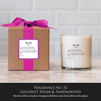 Ella B. Mom Definition Candle