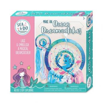 Sea & Do - Make an Ocean Dreamcatcher