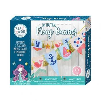 Sea & Do - Flag Banner Kit