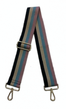 Striped Bag Straps - Assorted