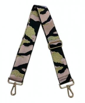 Camo Bag Straps - Assorted Colors