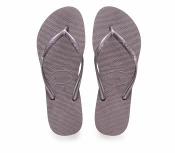 Havaianas Women's Slim Lilac Flip Flops