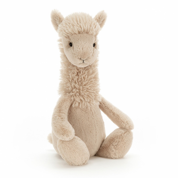Bashful Llama Plush - Medium