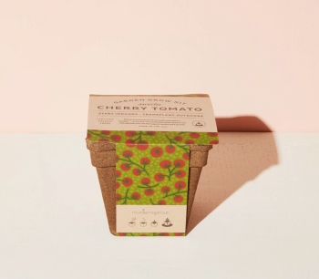 Cherry Tomato Garden Drop-in Kit
