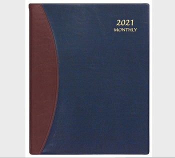 Payne Publishers Carriage Monthly Planner - 8.5 x 11