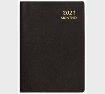 Payne Publishers Continental Monthly Planner - 7 x 10