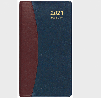 Payne Publishers Carriage Weekly Pocket Planner - 3.5 x 6.5