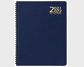 Payne Publishers Skivertex Two Year Planner - 8.5 x 11