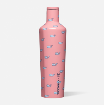 Corkcicle x Vineyard Vines Canteen - Vines Whale