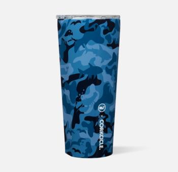 Corkcicle x Vineyard Vines Tumbler - Blue Camo