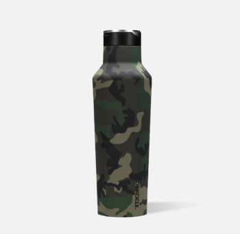 Corkcicle Sport Canteen - Woodland Camo