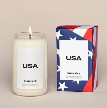 Homesick Candle - USA