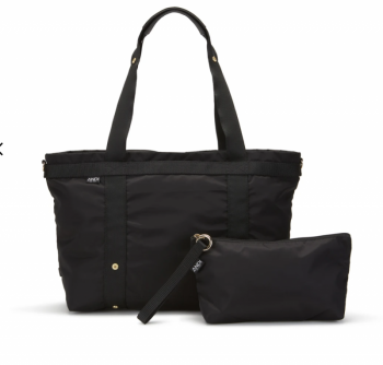 ANDI Tote - Black Apple