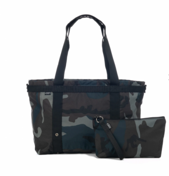 ANDI Tote - Ink Camo Large
