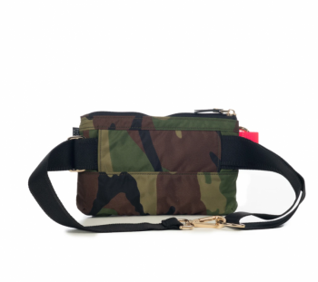 ANDI Urban Clutch - Pop Pink Camo