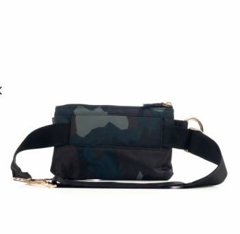 ANDI Urban Clutch - Ink Camo