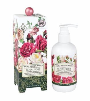 Royal Rose Body Lotion