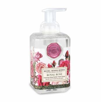'Royal Rose' Foaming Hand Soap