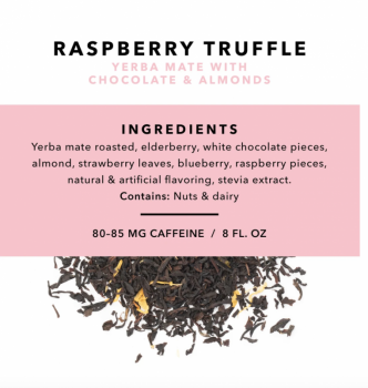Loose Leaf Tea - Raspberry Truffle