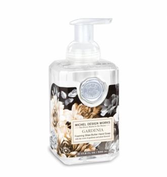 'Gardenia' Foaming Shea Butter Hand Soap