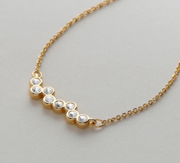 Bryan Anthonys Necklace - Mom (Gold)