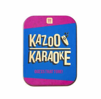 Kazoo Karaoke - Tin Game